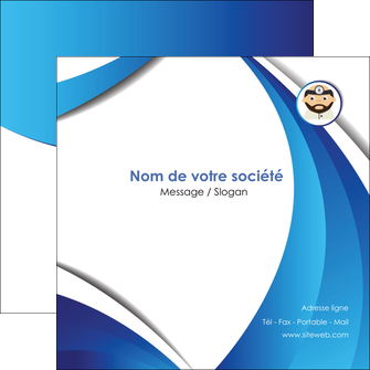 creation graphique en ligne flyers materiel de sante medecin medecine docteur MLGI30273