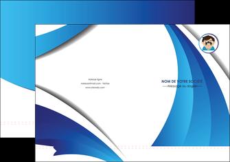 imprimerie pochette a rabat materiel de sante medecin medecine docteur MLGI30355