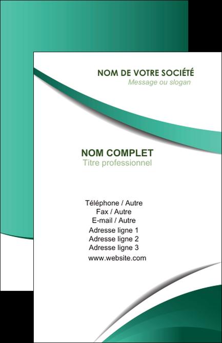 maquette en ligne a personnaliser carte de visite infirmier infirmiere medecin medecine sante MLGI30371