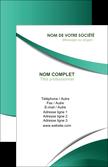 maquette en ligne a personnaliser carte de visite infirmier infirmiere medecin medecine sante MLIP30371
