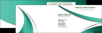 Impression imprimerie carte invitation gaufrée Infirmier / Infirmière Carte commerciale de fidélité devis d'imprimeur publicitaire professionnel Carte de visite Double - Paysage