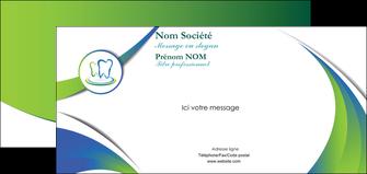 faire carte de correspondance dentiste dents dentiste dentier MLGI30497