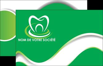 Modle Carte De Visite Dentiste Personnaliser