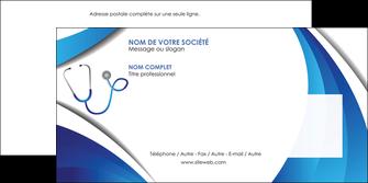 creer modele en ligne enveloppe materiel de sante medecin medecine docteur MLIG30567