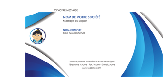 realiser carte de correspondance chirurgien medecin medecine sante MIF30625