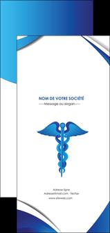 cree flyers chirurgien medecin medecine sante MIS30701