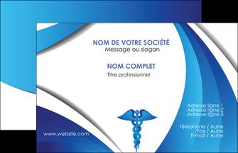 cree carte de visite chirurgien medecin medecine sante MIS30729