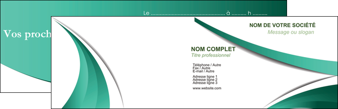realiser carte de visite infirmier infirmiere medecin medecine sante MLGI30817