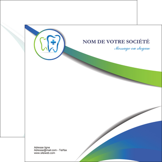 impression flyers dentiste dents dentiste dentier MLGI30825