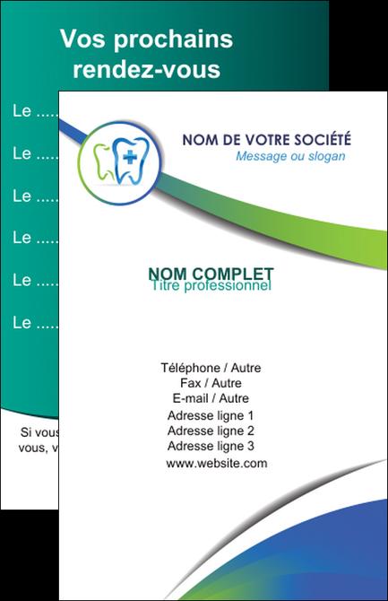 faire carte de visite dentiste dents dentiste dentier MLGI30827