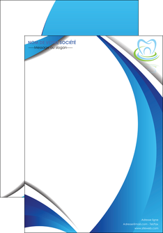 personnaliser modele de affiche dentiste dents dentiste dentier MLGI30987