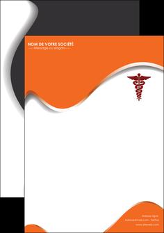 cree flyers chirurgien pharmacie hopital medecin MIF31063