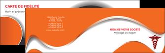 creer modele en ligne carte de visite chirurgien pharmacie hopital medecin MIF31075