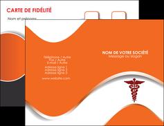 realiser carte de visite chirurgien pharmacie hopital medecin MIF31087