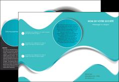 modele en ligne depliant 3 volets  6 pages  metiers de la cuisine menu restaurant carte MLGI31159