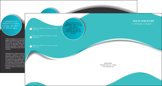 imprimer depliant 4 volets  8 pages  metiers de la cuisine menu restaurant carte MLGI31179