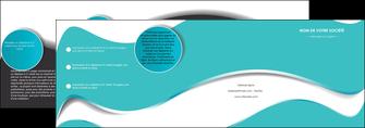 imprimerie depliant 4 volets  8 pages  metiers de la cuisine menu restaurant carte MLGI31181