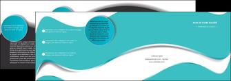 imprimer depliant 4 volets  8 pages  metiers de la cuisine menu restaurant carte MLGI31183