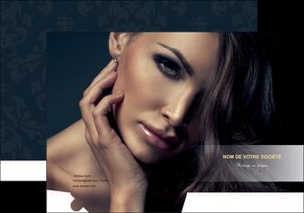 Flyers Modele Et Exemple Coiffeur A Domicile Salon De Coiffure