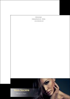 faire modele a imprimer tete de lettre cosmetique coiffeur a domicile salon de coiffure salon de beaute MLGI31295