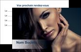 realiser carte de visite cosmetique coiffeur a domicile salon de coiffure salon de beaute MLGI31297