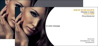 creer modele en ligne carte de correspondance cosmetique beaute bien etre coiffure MLGI31383