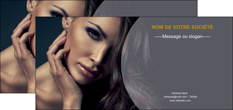 cree flyers cosmetique beaute bien etre coiffure MLGI31385