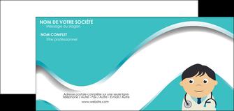 cree carte de correspondance chirurgien docteur soin soin medical MIF31493