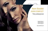 personnaliser maquette carte de visite salon de coiffure beaute bien etre coiffure MLGI31529