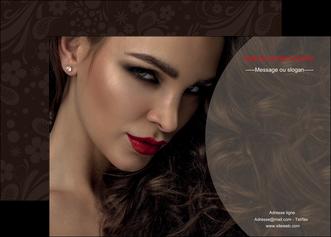 faire modele a imprimer affiche centre esthetique  beaute bien etre coiffure MLGI31657