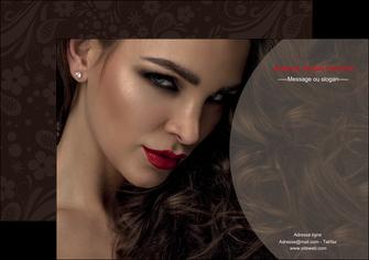 imprimerie affiche centre esthetique  beaute bien etre coiffure MLGI31659