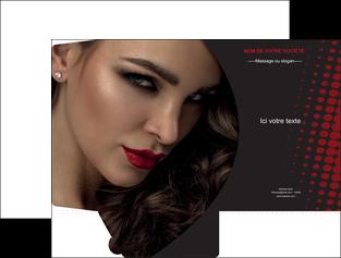 modele pochette a rabat centre esthetique  coiffeur a domicile salon de coiffure salon de beaute MLGI31771
