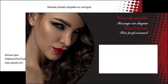 exemple enveloppe centre esthetique  coiffeur a domicile salon de coiffure salon de beaute MLGI31779
