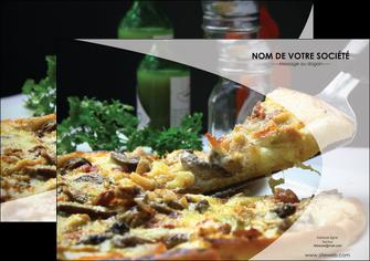 creation graphique en ligne affiche pizzeria et restaurant italien pizza pizzeria restaurant italien MLGI31891