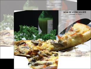 exemple pochette a rabat pizzeria et restaurant italien pizza pizzeria restaurant italien MLGI31897