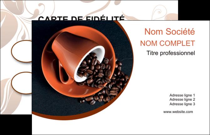 faire carte de visite discotheque et night club cafe tasse de cafe graines de cafe MLIG31963