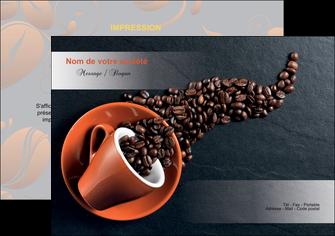 personnaliser maquette flyers bar et cafe et pub cafe bar torrefacteur MLGI31975
