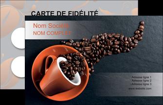 Modle Exemples Maquette Graphique Carte De Visite Restaurant