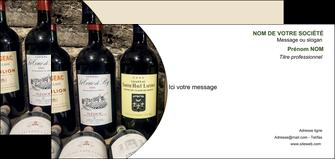 imprimerie carte de correspondance vin commerce et producteur caviste vin vignoble MLIG32007