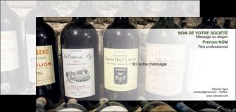 impression carte de correspondance vin commerce et producteur caviste vin vignoble MLIG32071