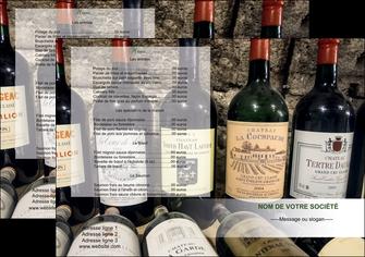 cree set de table vin commerce et producteur caviste vin vignoble MLIG32089