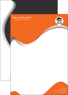 faire modele a imprimer affiche infirmier infirmiere opticien lunetier optometristes MLIG32499