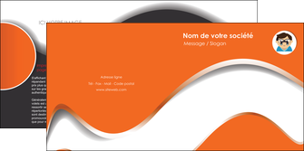 modele en ligne depliant 2 volets  4 pages  infirmier infirmiere opticien lunetier optometristes MLGI32507