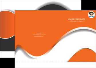 imprimerie pochette a rabat infirmier infirmiere opticien lunetier optometristes MLGI32515
