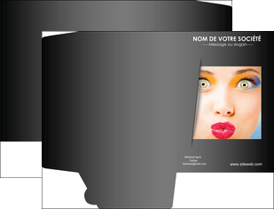exemple pochette a rabat centre esthetique  maquillage beaute couleur MLGI32561