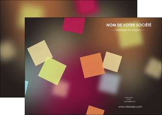 exemple flyers abstrait design texture MLIGCH32623