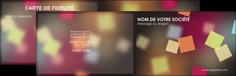 faire carte de visite abstrait design texture MLIGCH32629