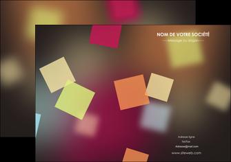 maquette en ligne a personnaliser flyers abstrait design texture MIF32639