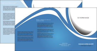 creation graphique en ligne depliant 4 volets  8 pages  texture contexture structure MIF32669