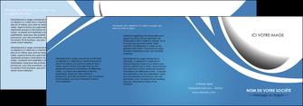 modele en ligne depliant 4 volets  8 pages  texture contexture structure MLIG32673